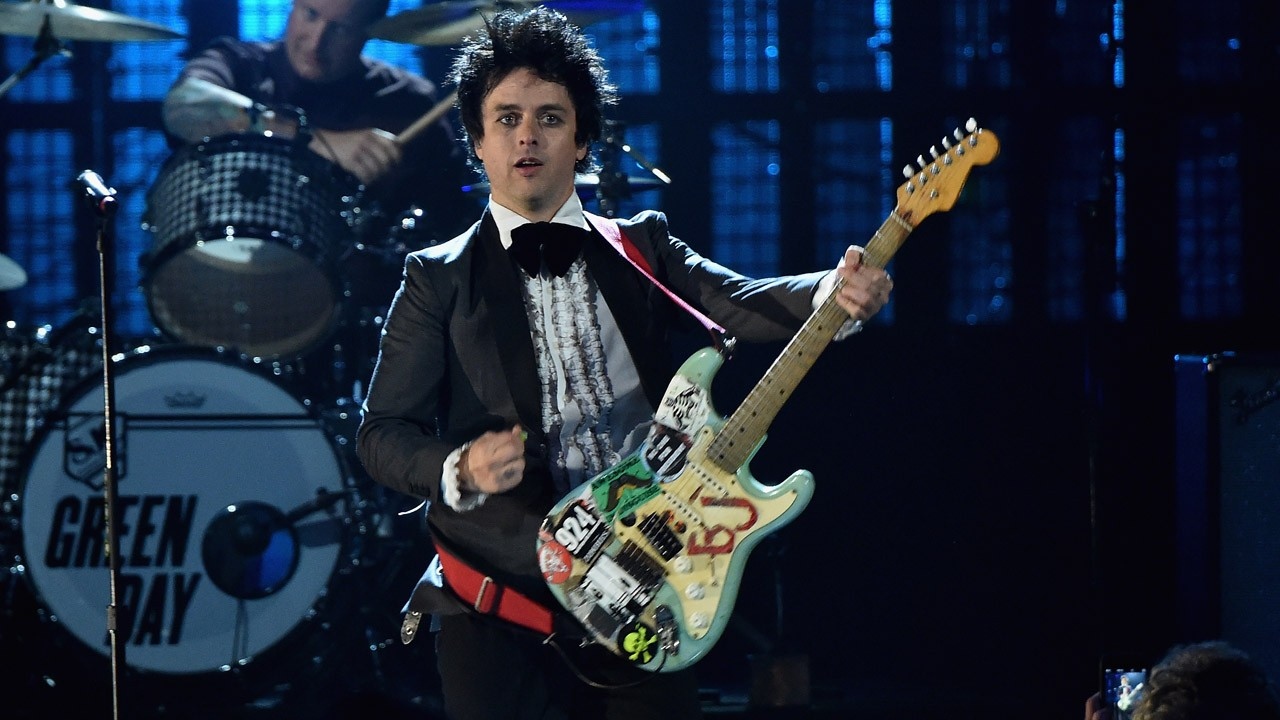 proc green day performing - HD1155×768