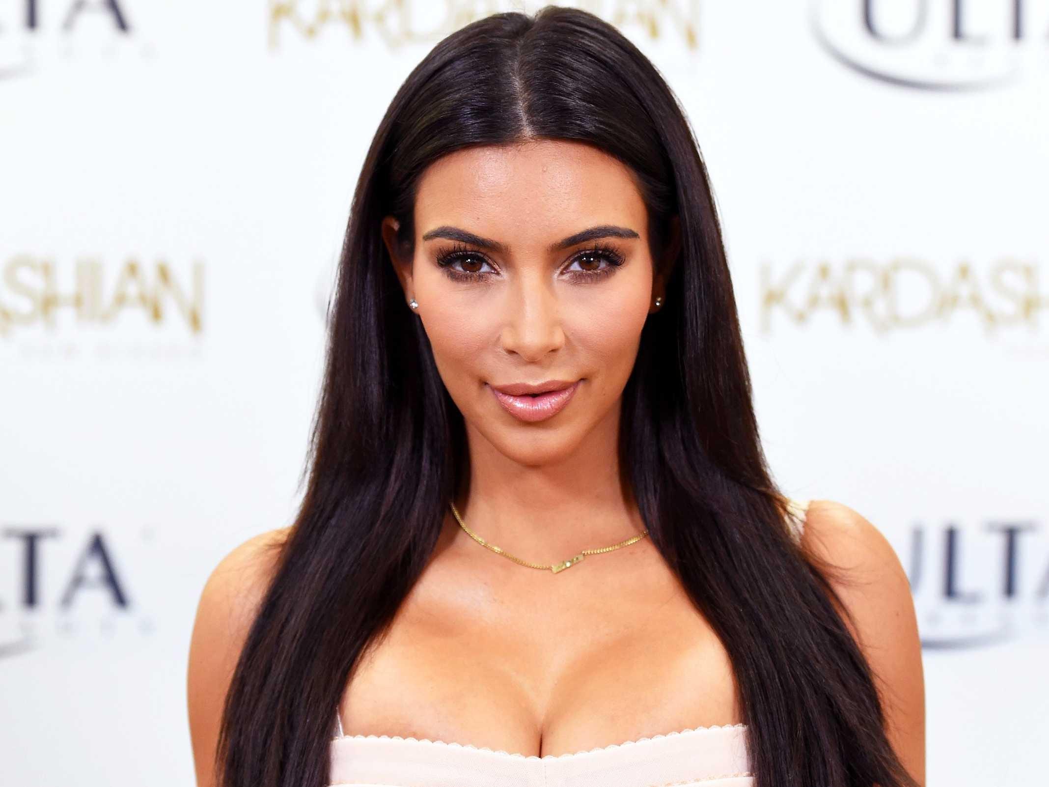 Quieres Vestir Como Kim Kardashian