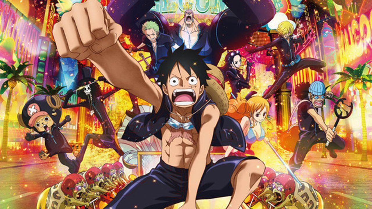 Películas de One Piece Gold: Top 5 imprescindibles