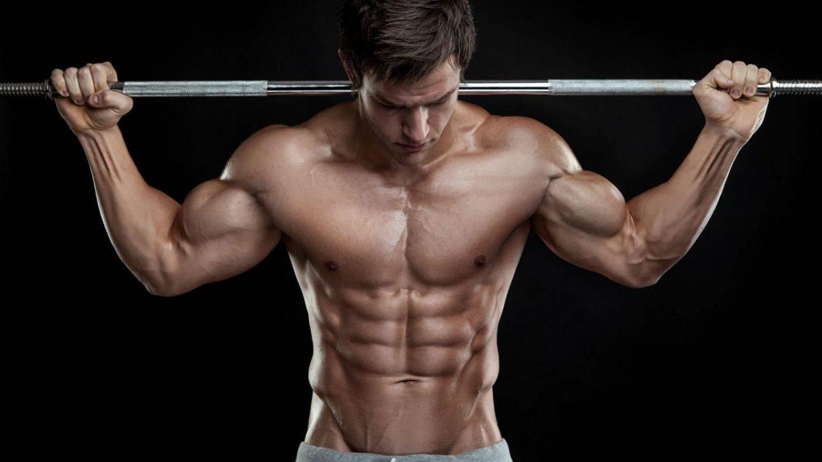 Rutina para definicion muscular hombre