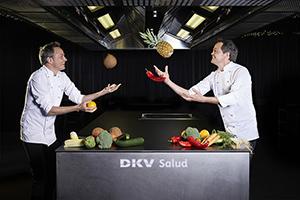 Lánzate a la cocina saludable con DKV y los hermanos Torres