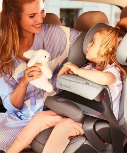 cuando quitar cojines bebe silla coche